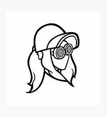 rezz offizielles Logo Fotodruck