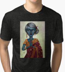 Shiva Priestess Tri-blend T-Shirt