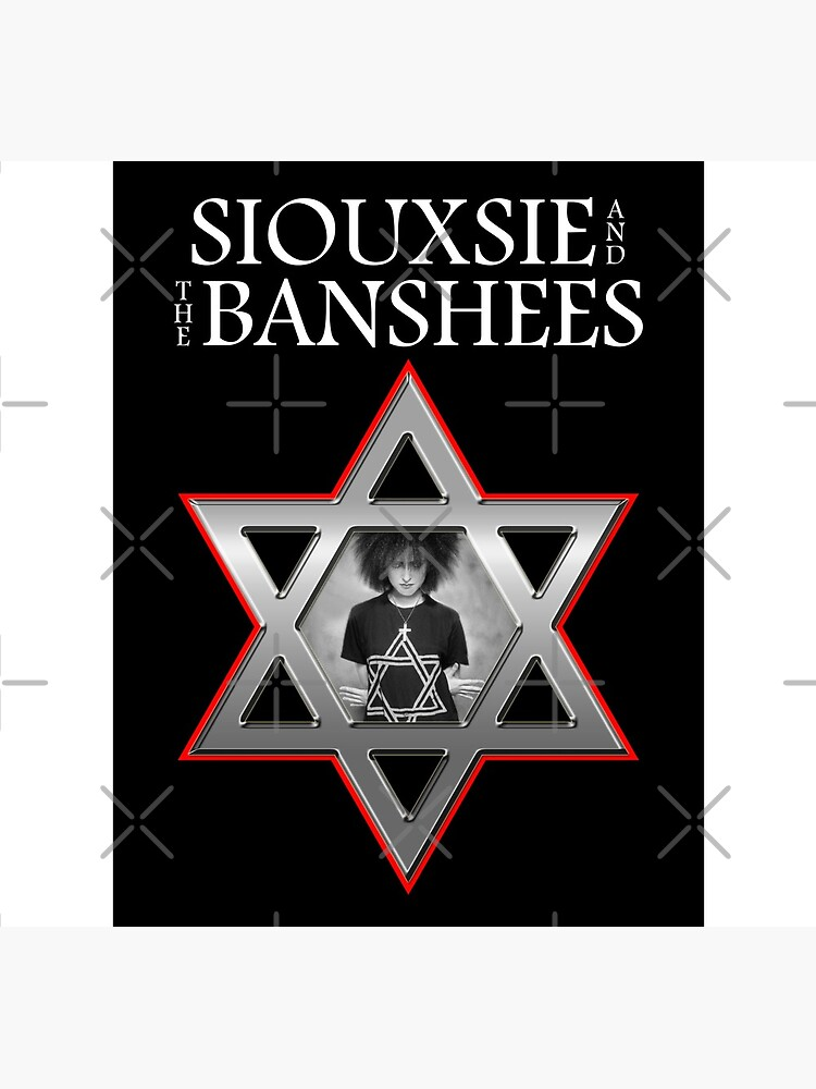Siouxsie and the Banshees - Israel  by litmusician