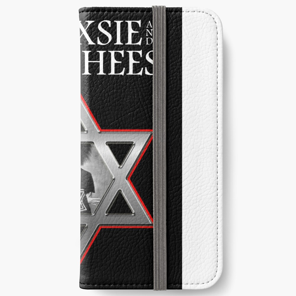 Siouxsie and the Banshees - Israel  iPhone Wallet