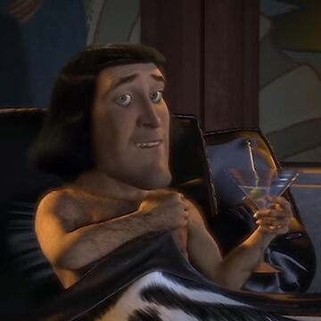 naughty farquaad by JerryOfficial