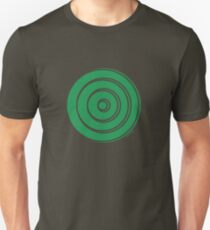Mandala 33 Green With Envy  T-Shirt