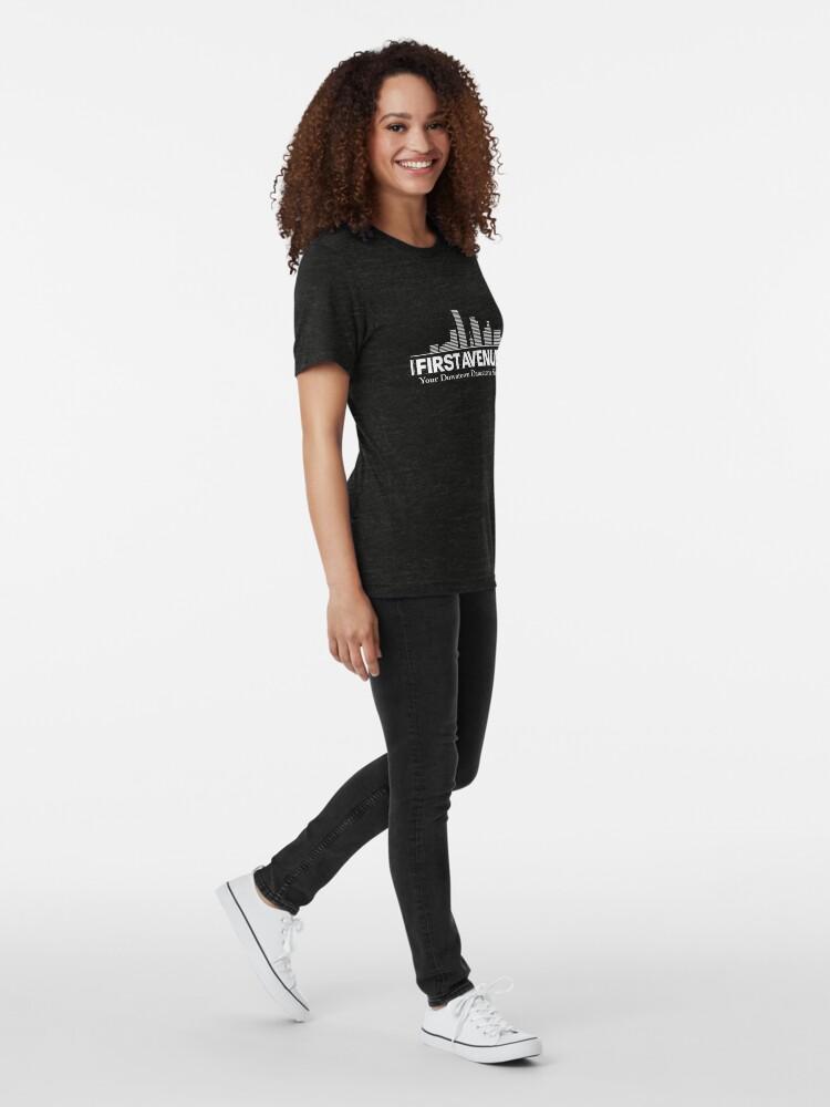 Alternative Ansicht von Erste Allee Vintage T-Shirt