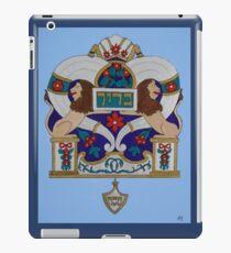 Torah Shield iPad Case/Skin