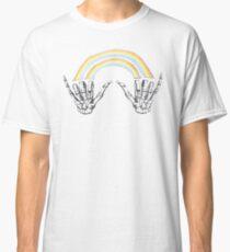 Louis Tomlinson Skele-Hands Classic T-Shirt