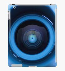 Camera lens 2 iPad Case/Skin