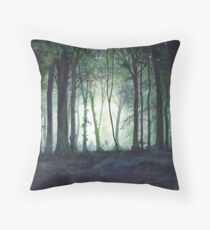 Journey to the Havens Throw Pillow