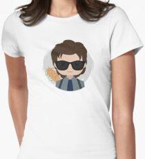 Cute Steve Harrington Women's Fitted T-Shirt