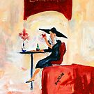 Cheers At The Local by DiSantArt