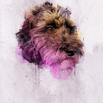 Teddy by PugsandStuff