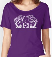 Twilight Teatime Women's Relaxed Fit T-Shirt