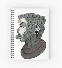 Medusa!! Spiral Notebook