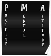 Positive Mental Attitude Jacksepticeye Poster
