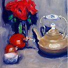 Anyone For Tea? by DiSantArt
