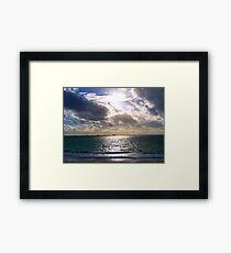 Sea Liner`s Framed Print