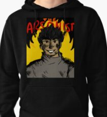 the arsonist Pullover Hoodie