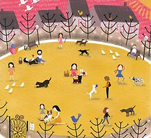 Doggy Heaven by Debi Hudson