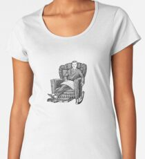 Feet Up Women's Premium T-Shirt