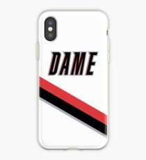 Dame Script 1 iPhone Case