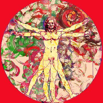 vitruvian man by archys187