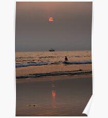 Limbé Sunset Poster