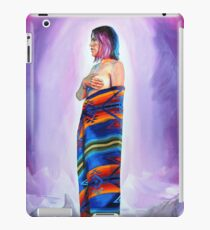 Purple Planets, Connection iPad Case/Skin