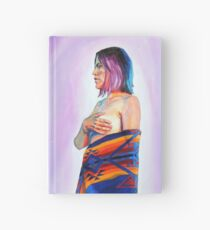 Purple Planets, Connection Hardcover Journal