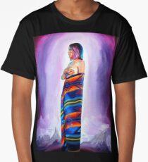 Purple Planets, Connection Long T-Shirt