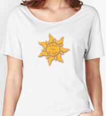 I See the Light Women's Relaxed Fit T-Shirt