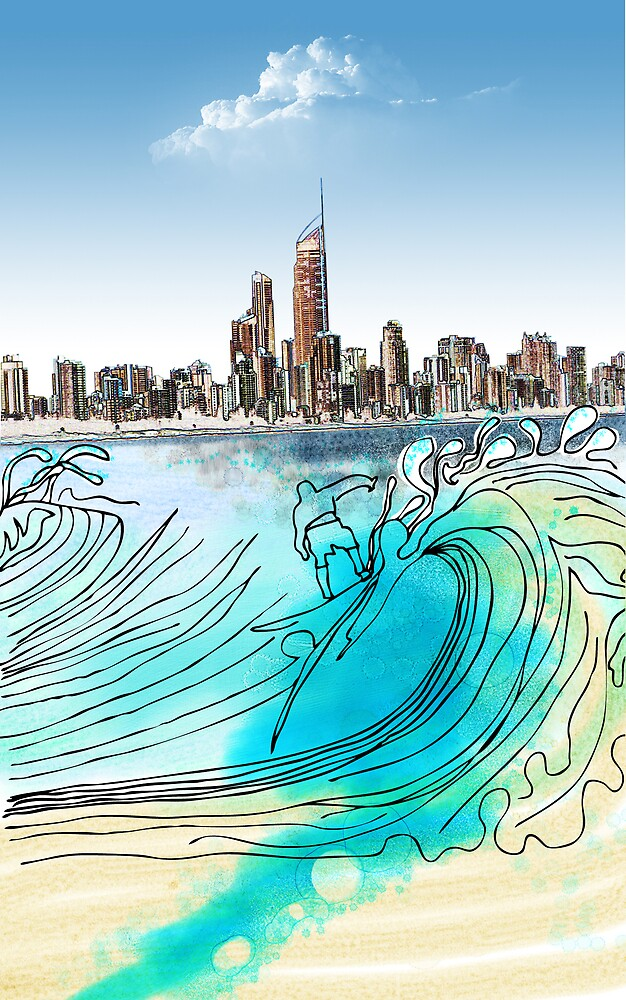 Gold Coast by salsadesign