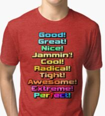 Sonic Adventure 2 Flavor Text Version B Tri-blend T-Shirt