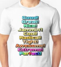 Sonic Adventure 2 Flavor Text Version B Unisex T-Shirt