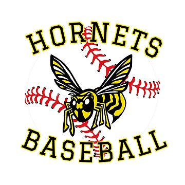 Hornets Baseball by TeesandTeas