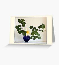 Ikebana-058 Greeting Card Greeting Card