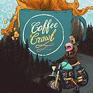 Women Who Ride - Coffee Crawl by Amanda Zito