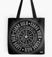 CARPE DIEM TOTE BAGS + PILLOWS + CLOCK Tote Bag