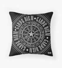 CARPE DIEM TOTE BAGS + PILLOWS + CLOCK Throw Pillow