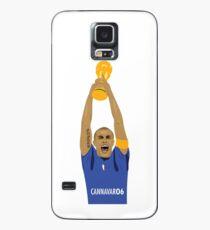 Funda/vinilo para Samsung Galaxy Fabio Cannavaro - Leyenda de Italia