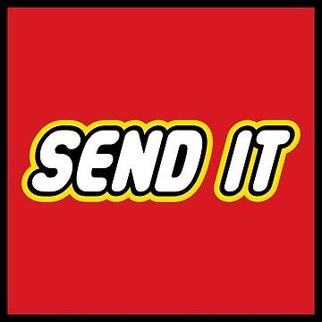 Send It Blocks by DebbieXBenson