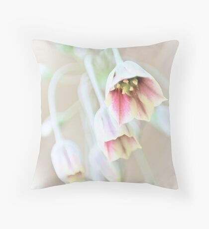 Sicilian Honey Lily Throw Pillow