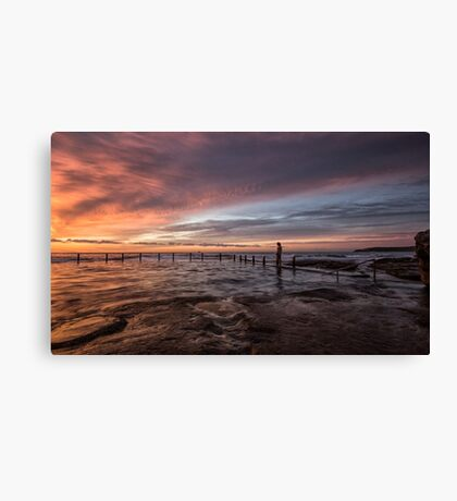 Maroubra Magic Canvas Print