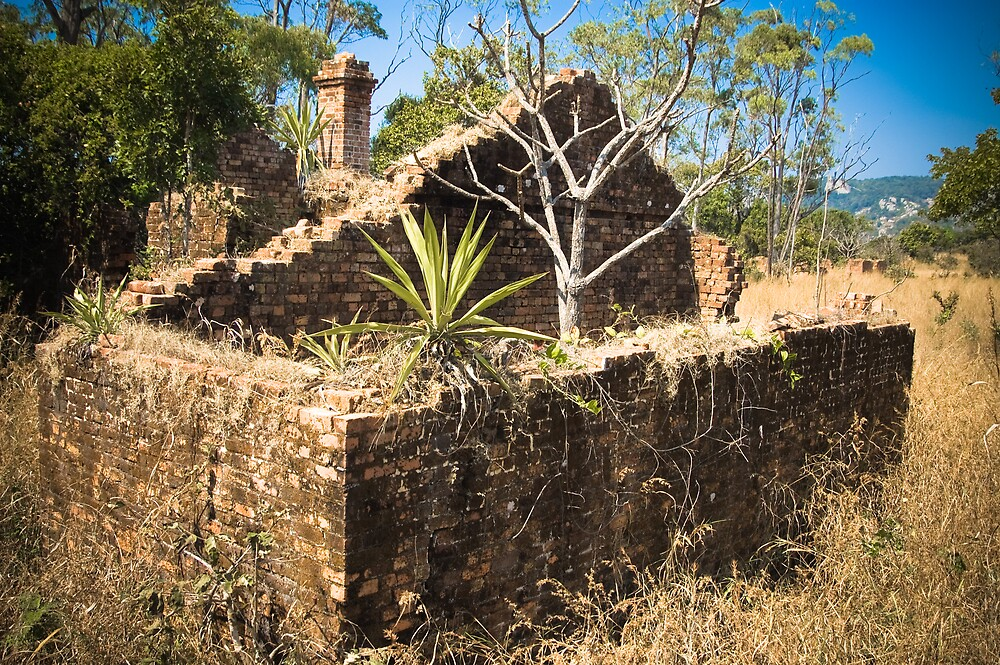 District Commissioner's House, Fort Mangochi, Malawi by Tim Cowley