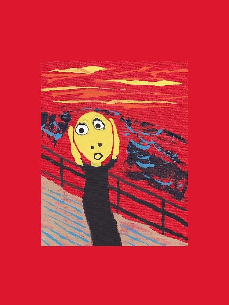 « Le Cri - The Scream » par martinb1962