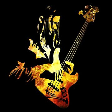Jaco Pastorius Samsung Galaxy and iPhone Case by mikedm