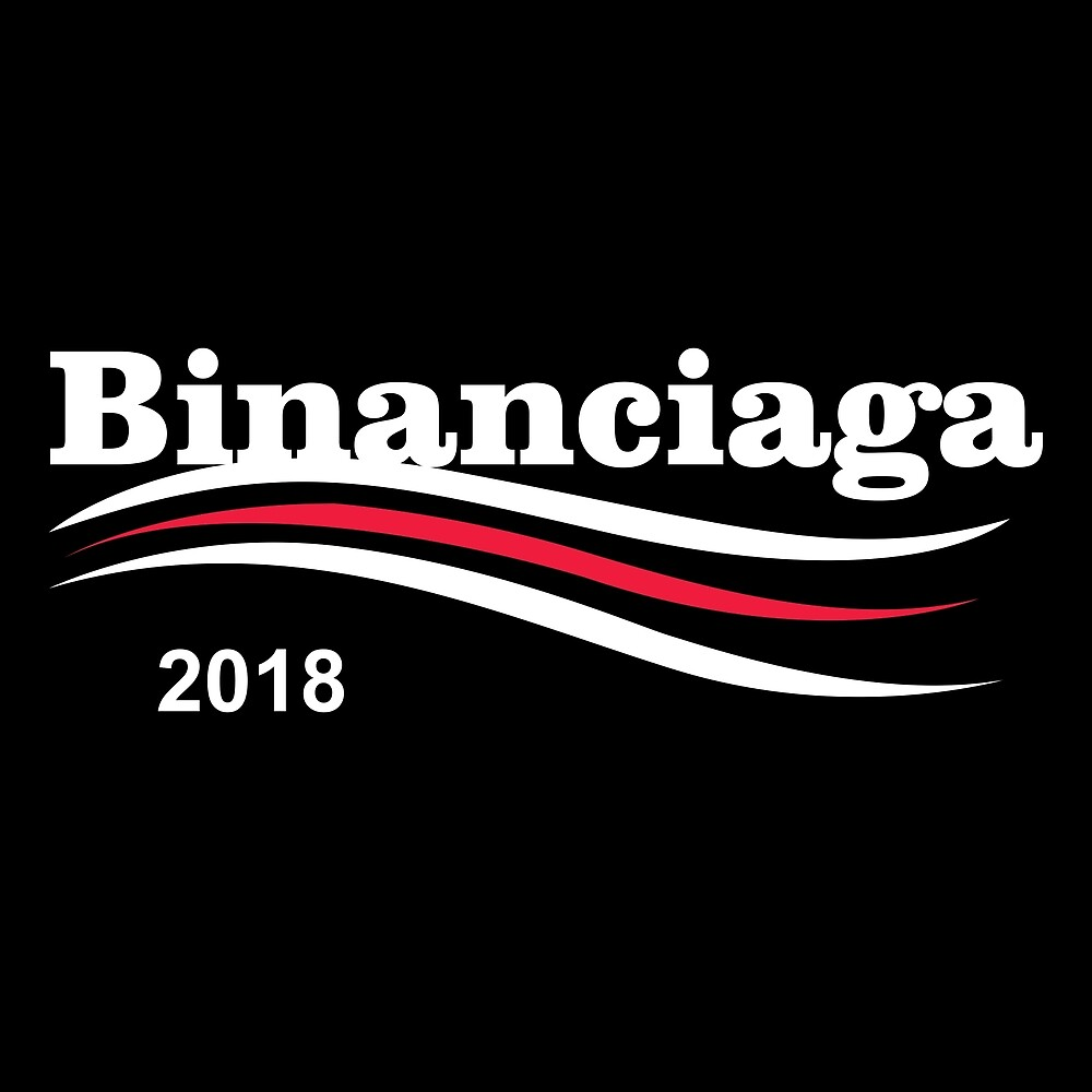 Binanciaga • Binance • Cryptocurrency Exchange • Buy and Sell • Cryptocurrencies   by Wave Lords United