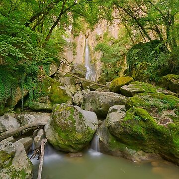 Going to Barbennaz waterfall by patmo