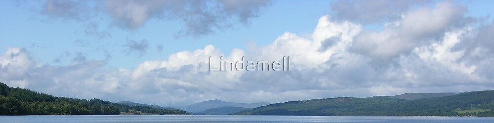 Across The Loch by Lindamell