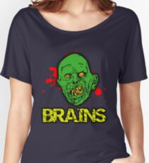 BRAINS! Women's Relaxed Fit T-Shirt