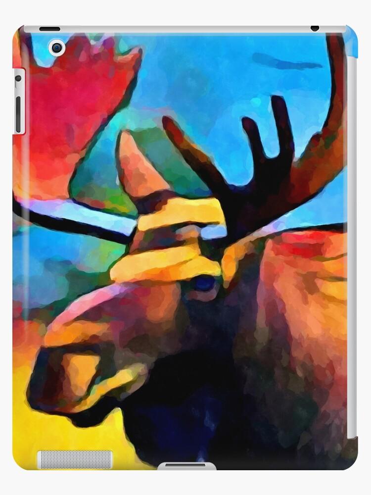 Moose by ChrisButler