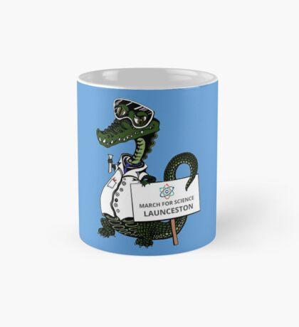 March for Science Launceston– Crocodile, full color Mug